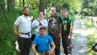 Complimenti per la bella gara organizzata dalla compagnia amici arcieri nel parco Spina verde . Grande Black SABAT!