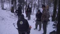 Gara all'insegna del freddo e della neve! ecco qualche scatto degli arcieri temerari che sfidarono il gelo