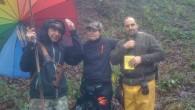 Pioggia e Fango!!! La via di mezzo sotto la pioggia battente sia al Percorso FIARC che al Roving Freccia Nera! un grande 2° posto di